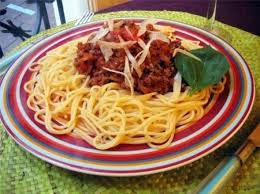 Cara Membuat  Spaghetti Bolognaise Khas Italia