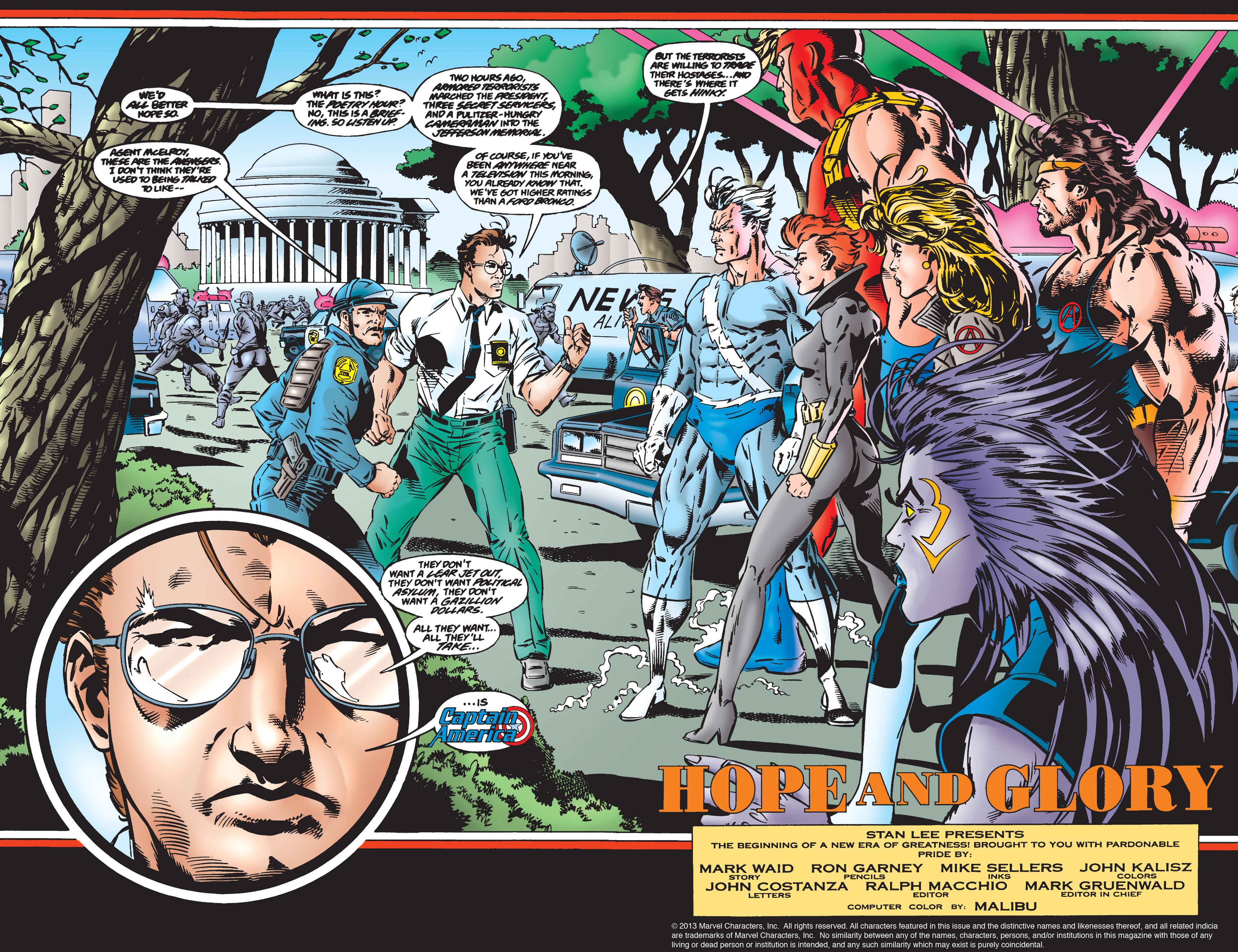 Captain America (1968) Issue #444 #398 - English 3