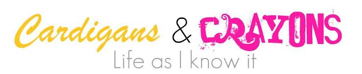 Cardigans & Crayons