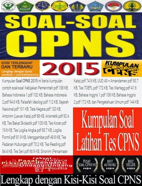 soal cpns 2015