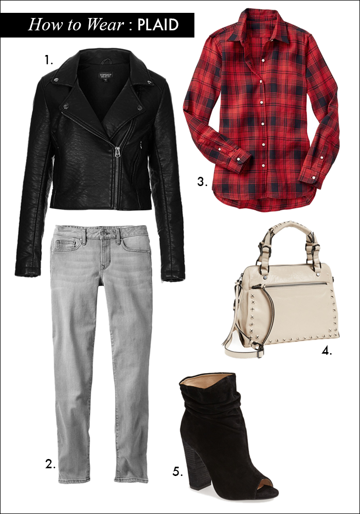 plaid, what to wear fall, how to wear plaid, moto jacket, skinny jeans, nordstrom anniversay sale, gap