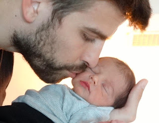 FOTO: Milan Piqué, Hijo de Shakira y Piqué