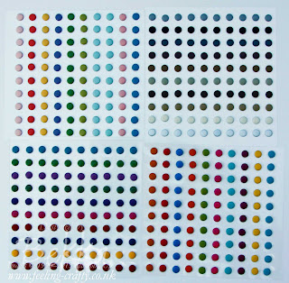 Candy Dots from Stampin' Up! Get them here