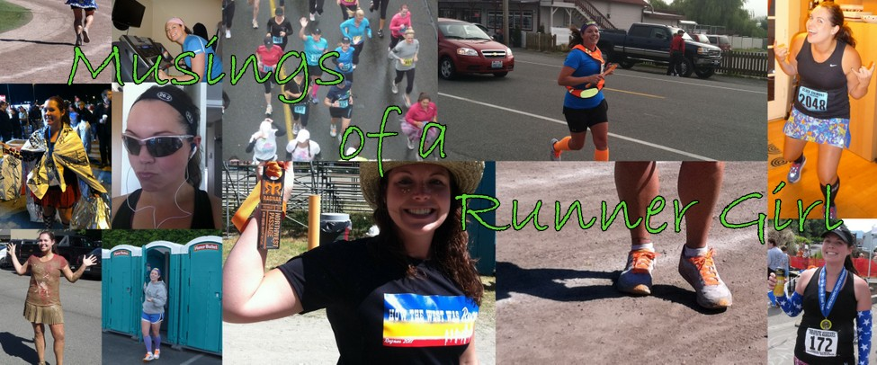 Musings of a Runner Girl