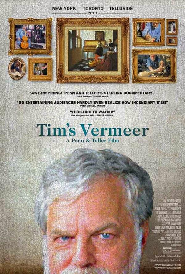 Вермеер Тима / Tim's Vermeer