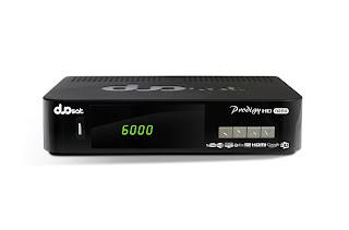Duosat Prodigy HD e Nano - Atualização v3.08 de 29/01/2013