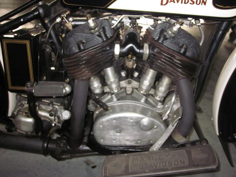 1933 Harley-Davidson Motorcycle