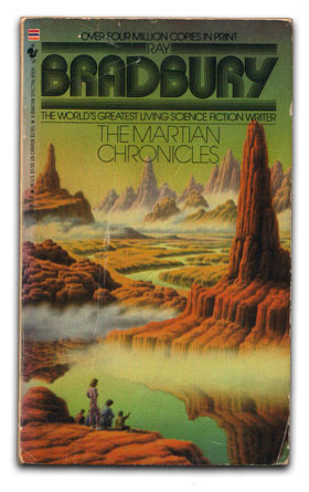 a glimpse into the future in the martian chronicles by ray bradbury I must take issue with the distorted interpretation of the great ray bradbury's classic, the martian chronicles  into the future -- the future of all human .
