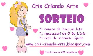 Blog Cris - criando artes