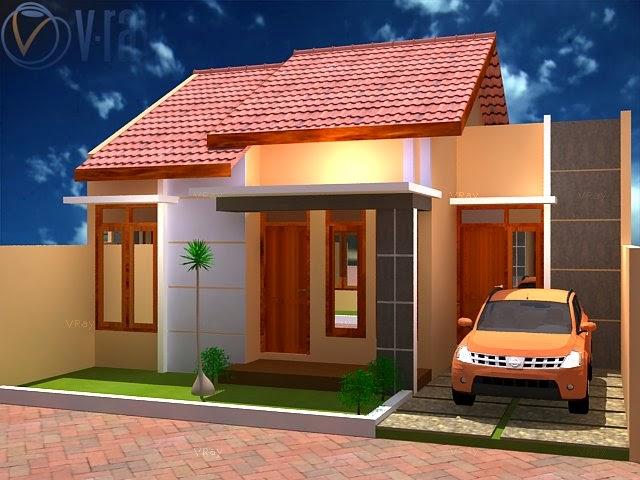 Desain Rumah Minimalis 1 Lantai Type 70
