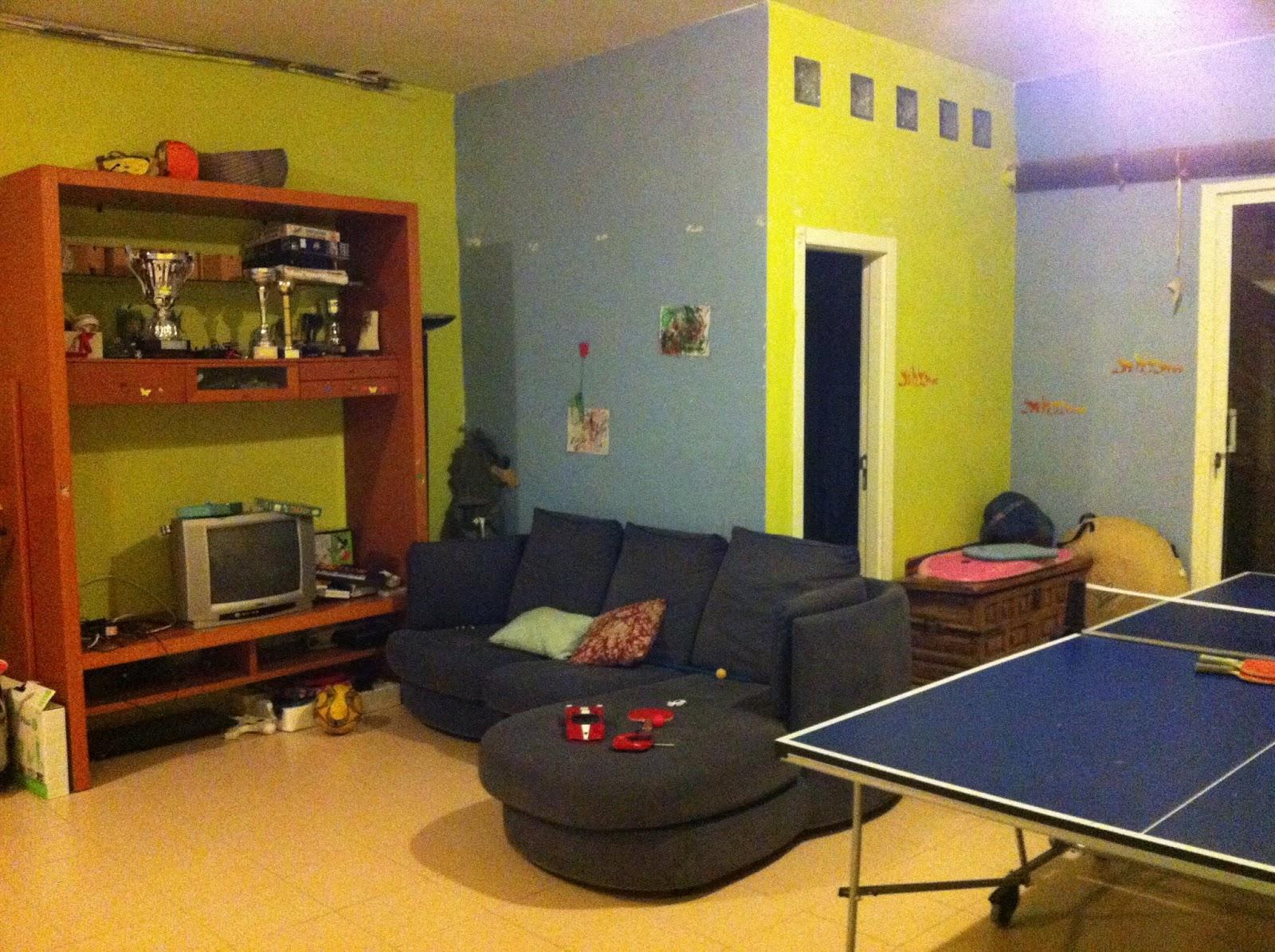 Tatiana doria cuarto de juegos for Juego de habitacion moderno