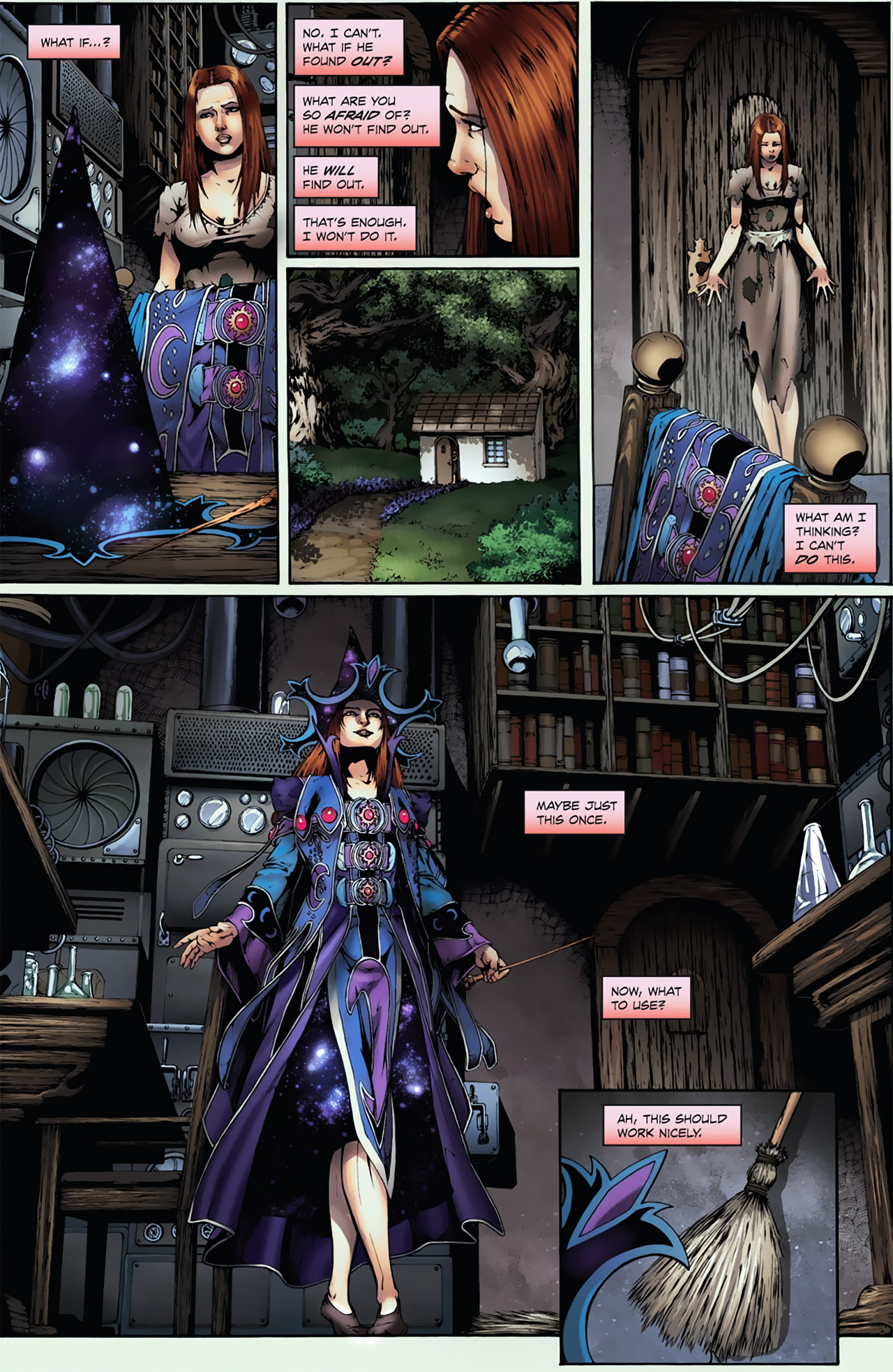 Grimm Fairy Tales (2005) Issue #21 #24 - English 8