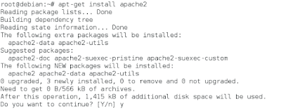 Konfigurasi Web Server Debian 8 (1)