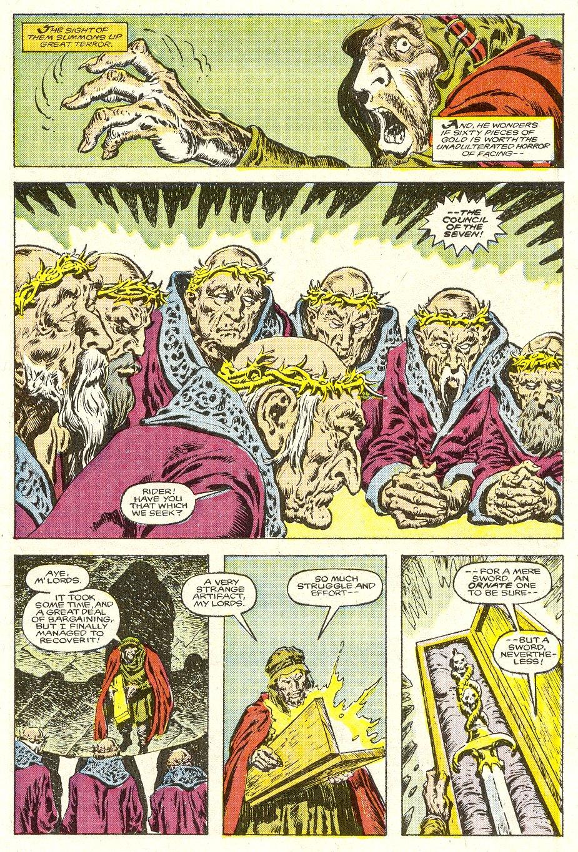 Conan the Barbarian (1970) Issue #187 #199 - English 4