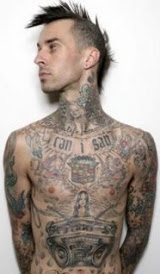 Travis Barker Tattoo