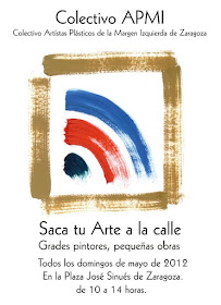 Saca tu Arte a la Calle -  2012