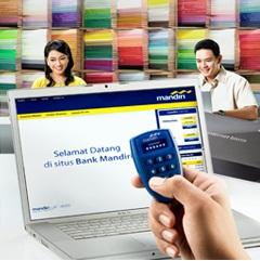 Bank Mandiri Internet Bisnis