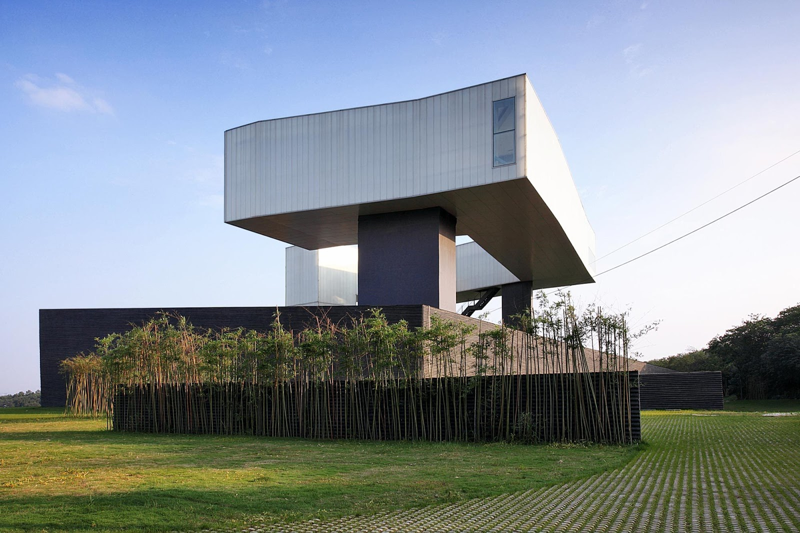 Steven holl architects a f a s i a for Architecture 54
