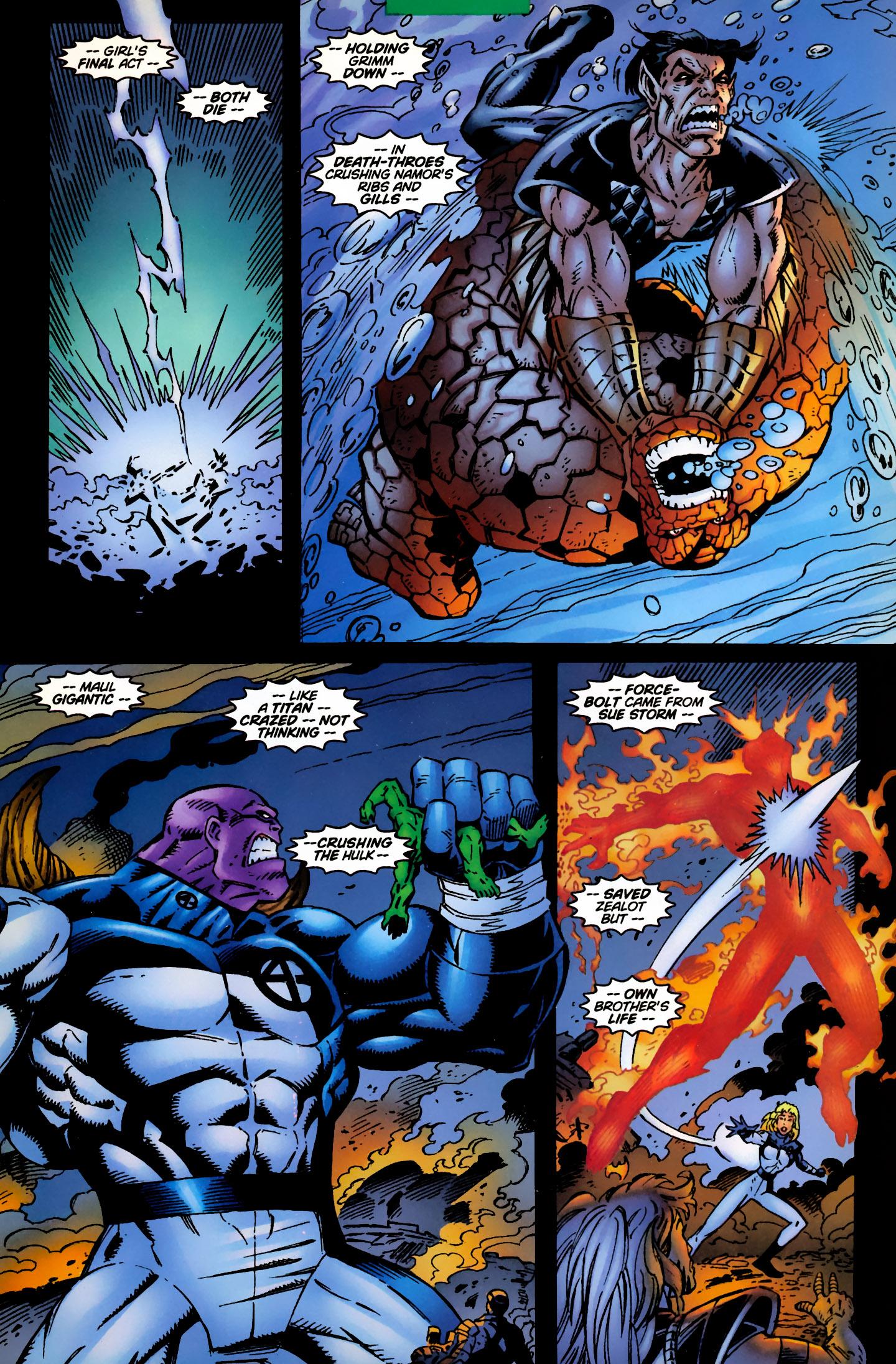 Captain America (1996) Issue #13 #19 - English 14