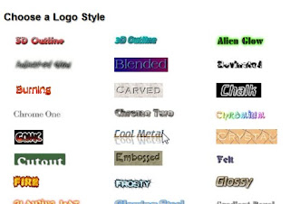 Bikin Logo Teks Keren Tanpa Software