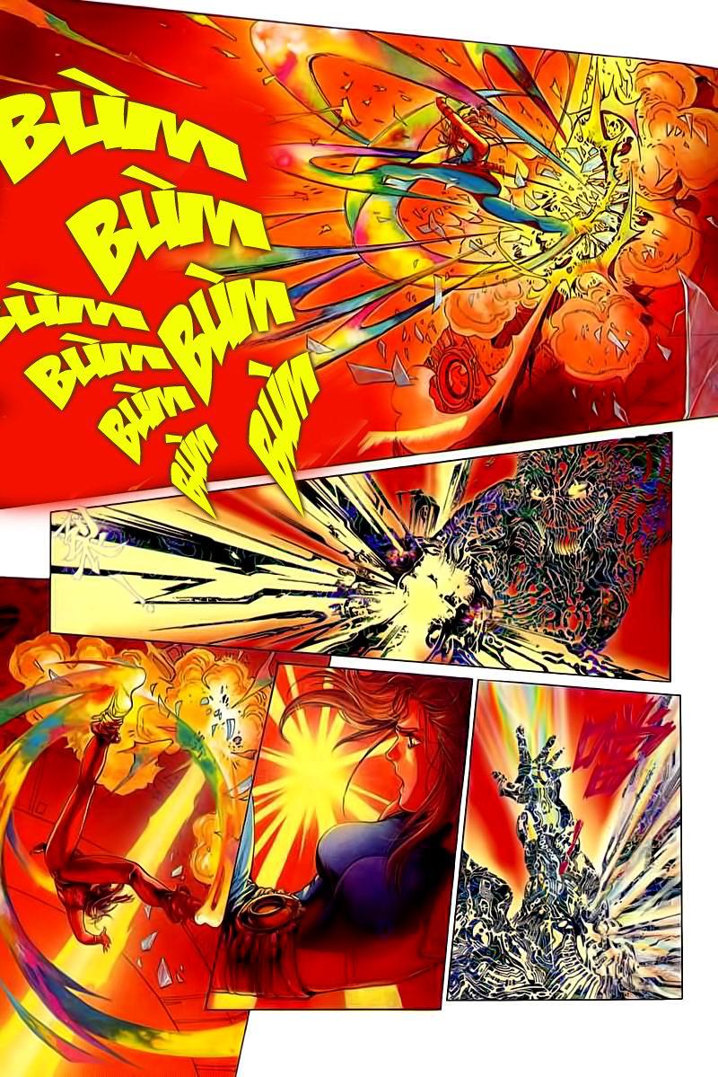 Cyber Weapon Z - Siêu Thần Z chap 3 - Trang 15