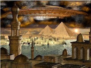 Misteri Benua dan Kota Atlantis yang Hilang