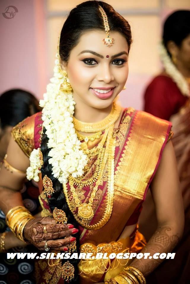 Bridal Hairstyles For Long Hair Kerala : Kerala Women Hair Indian wedding hair style