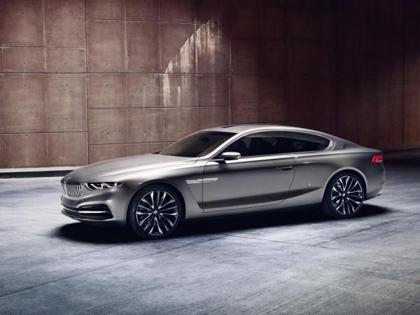 BMW Pininfarina Lusso Gran Coupe diperkenalkan.