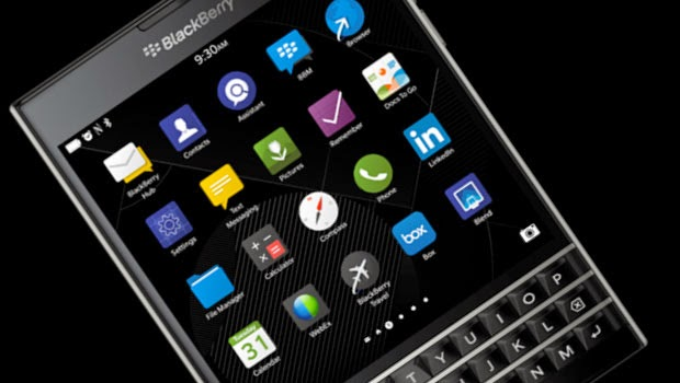 Harga Blackberry Passport di Indonesia
