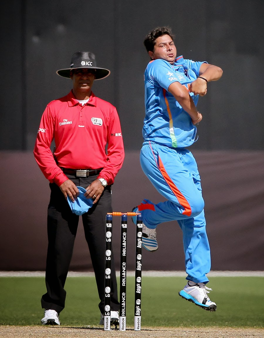 Kuldeep-Yadav-India-U19-vs-Scotland-U19-ICC-U19-World-Cup-2014