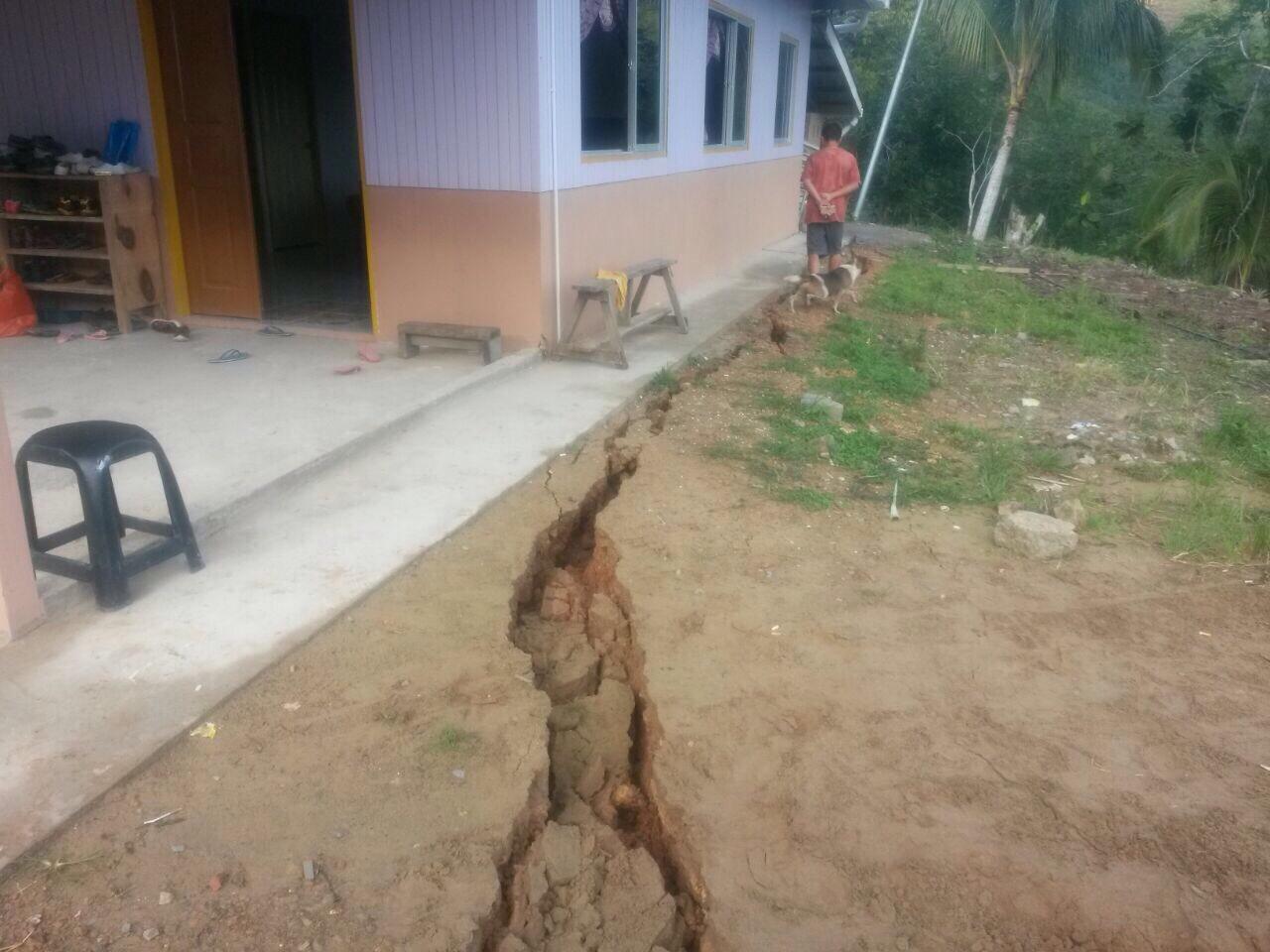 Berita Gempa Bumi di Ranau Lanjut Mengenai Gempa Bumi di