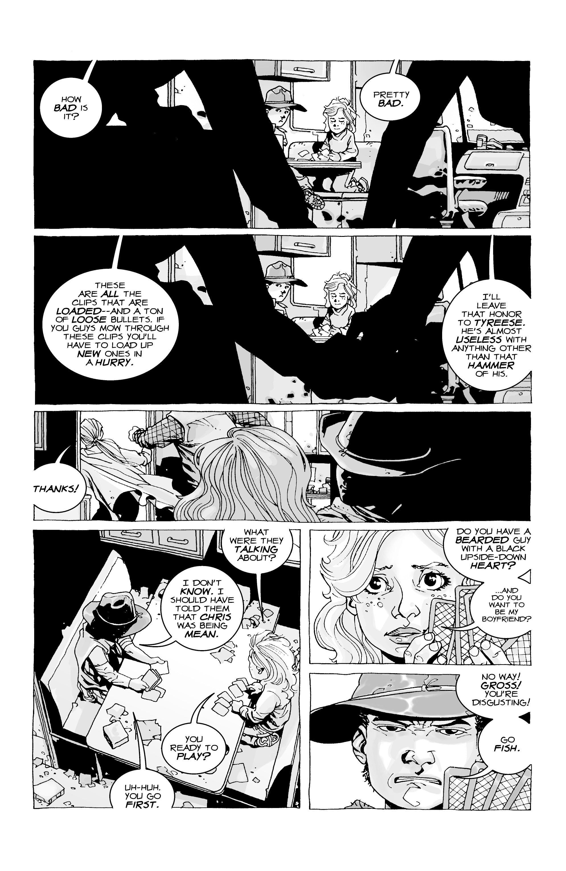 The Walking Dead Issue #13 Page 12