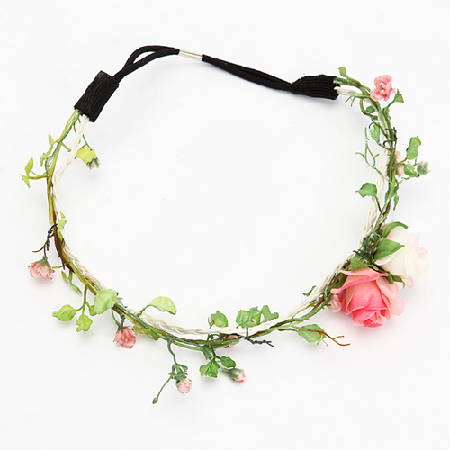 Elis Garden Flower Crown
