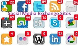 Social Media Exchange Sites
