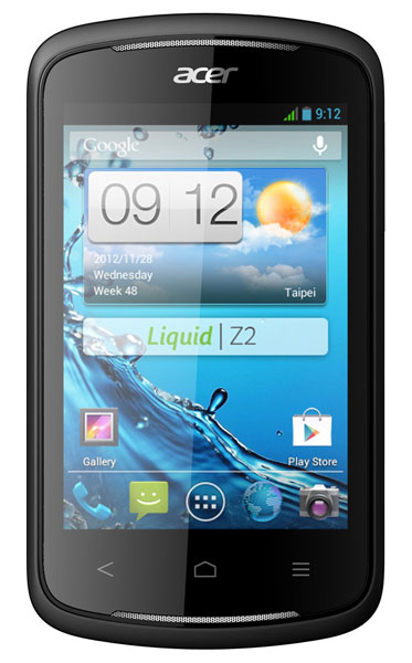 Gambar Acer Liquid Z120 Android Smartphone