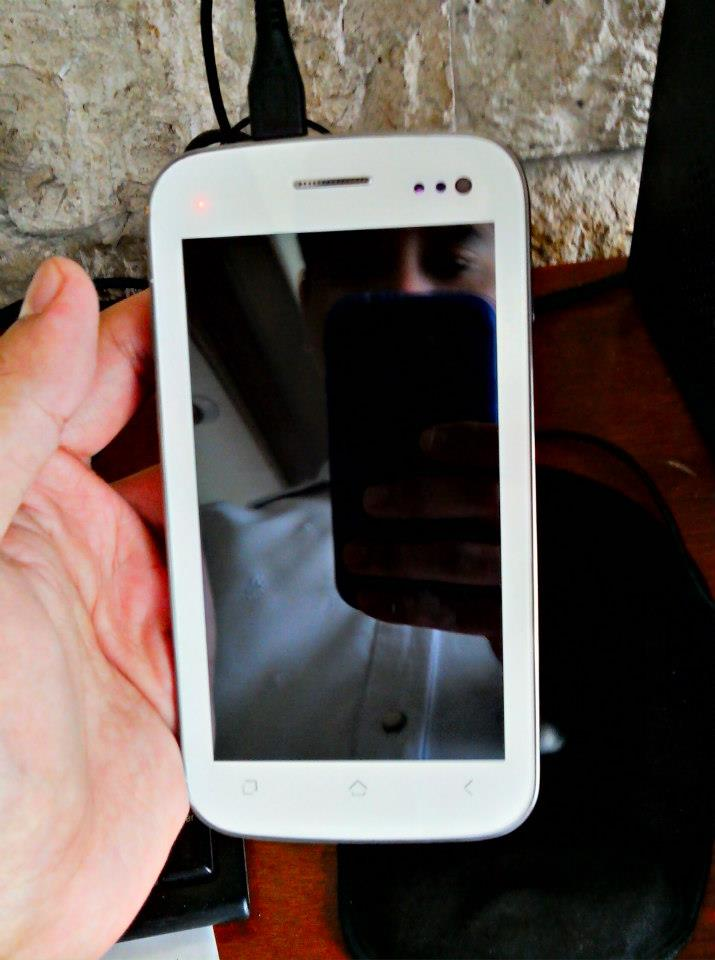myphone a919 front