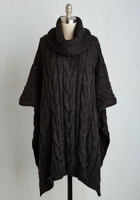 Loose Plans Poncho