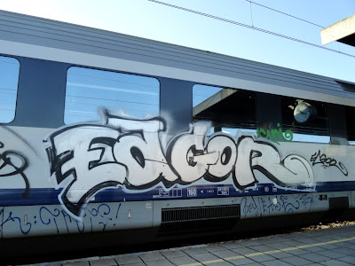 EAGOR graffiti