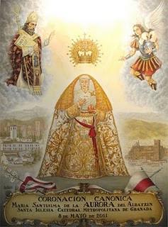 Coronación Canonica María Stma. de la Aurora.