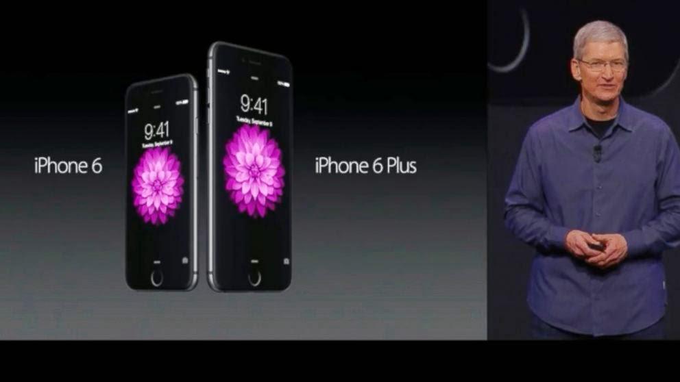 Detail Harga dan Spesifikasi iPhone 6 dan iPhone 6 Plus Apple September Terbaru