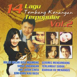 Lagu Tembang Kenangan Terpopuler, Vol. 2 (Full Album)