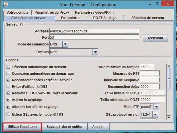 طريقة تشغيل الانترنت مجانا ببرنامج يور فري دوم