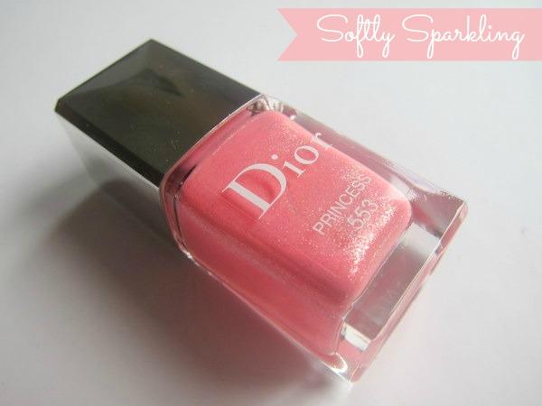 Dior Vernis Princess Nail Polish Spring 2013