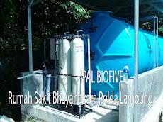 STP Biofive, WWTP Biofive, Ipal Biofive