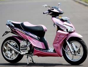 Kumpulan Modifikasi Motor Honda Vario title=