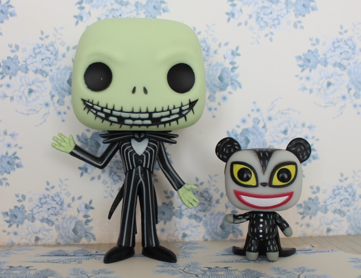nycc jack and vampire teddy funko