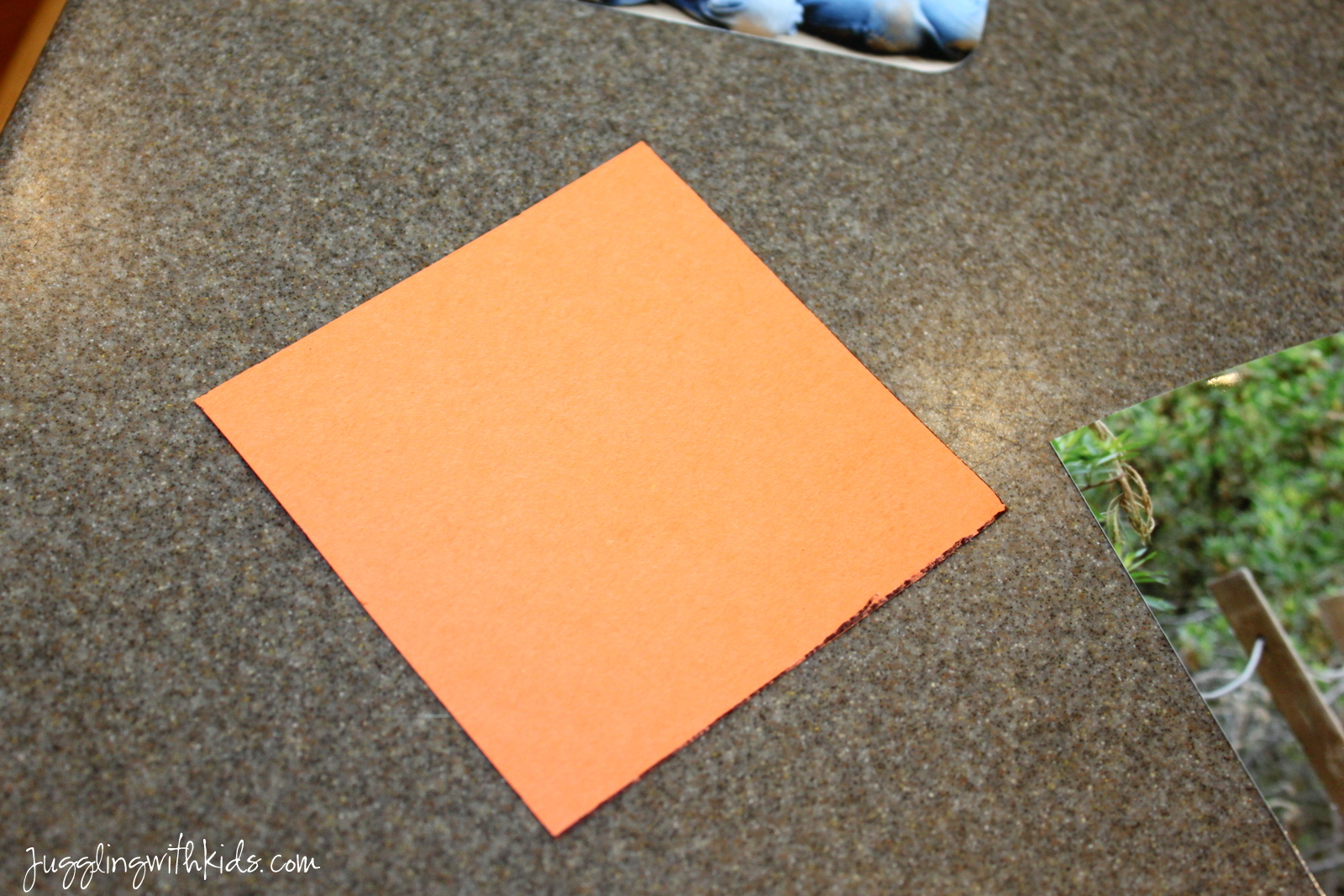 DIY Photo Coasters For Fathers Day Juggling With Kids - Coasters with photos on them