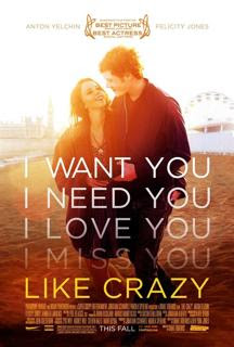 descargar Like Crazy – DVDRIP LATINO