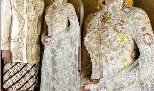 Contoh Model Baju Kebaya untuk Pernikahan