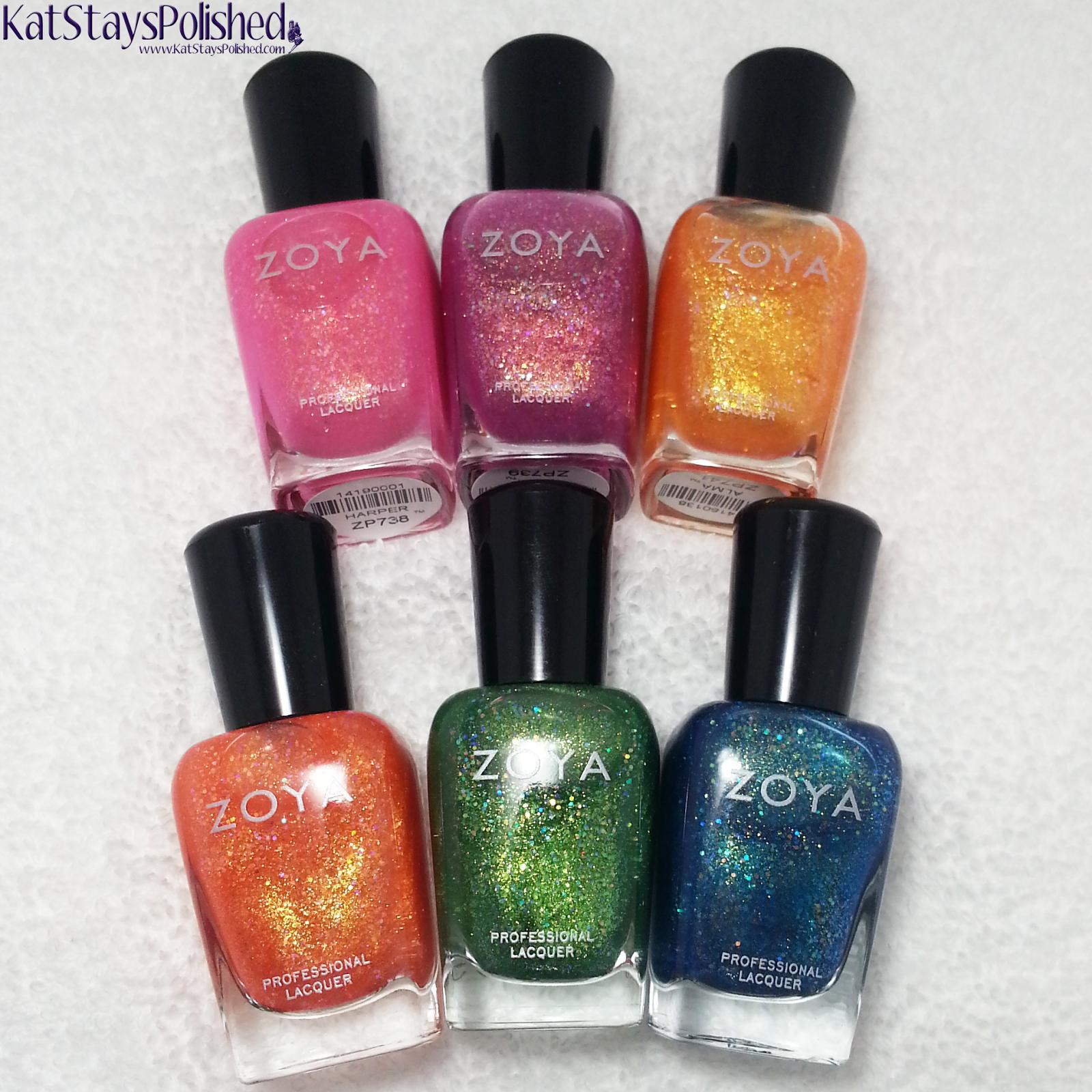 Zoya Bubbly | Kat Stays Polished